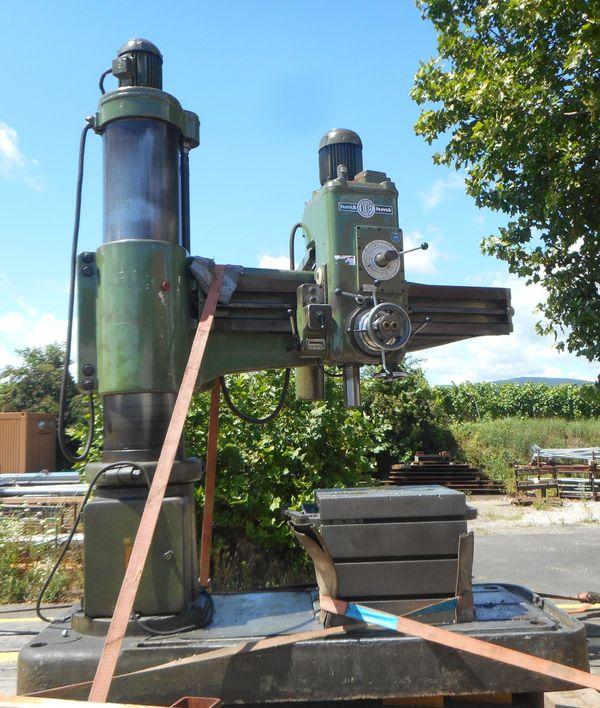 Radialbohrmaschine Type RM 62 - Fa