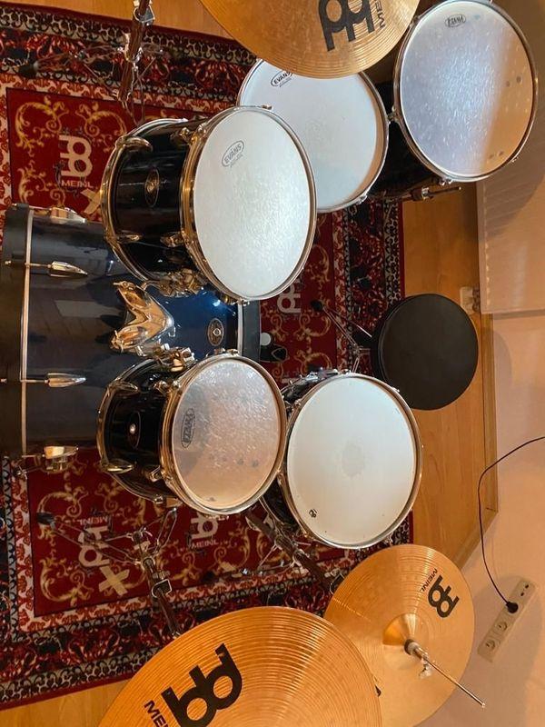 Schlagzeug von Tama zu verkaufen