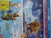 Blu Ray 3D Die Schneekönigin