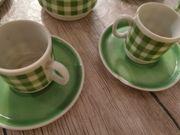 antik kaffee Set