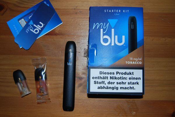 myBlu Starterkit - E-Zigarette