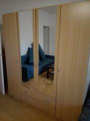 Kleiderschrank 4 Türen 2 mit