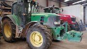 Landwirtschaftstraktor gebrauchter John Deere 6930