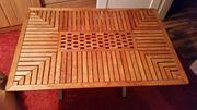 Garten-Balkon Tisch