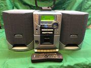 Micro Stereoanlage Philipps