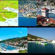 Urlaub Kroatien Dalmatien Sommer