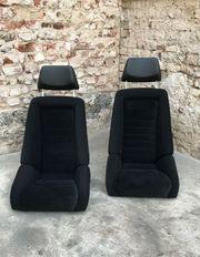 Recaro Rallye 2 Sitze Neu