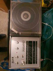 Kompaktanlage Studio 2 mit Plattenspieler
