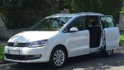VW Sharan HIGHLINE Automatik - 18T