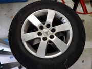 Mitsubishi Pajero Räder Reifen Bridgestone