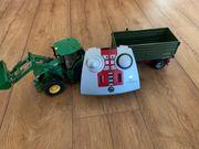 Siku Control Traktor inklusive elektrischem