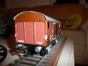 BUCO Güterwaggon
