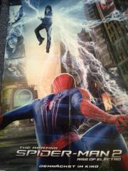 THE AMAZING SPIDER-MAN 2 RISE
