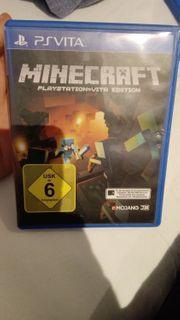 Minecraft PlayStation Vita Edition PSP