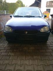Opel Corsa mit nur 86800