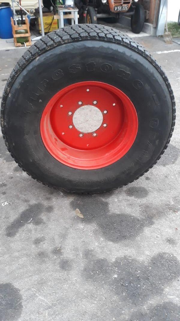 2 Traktorräder