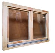 Holzfenster 150x100 cm Europrofil Kiefer
