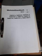 Werkstatthandbuch TAMD