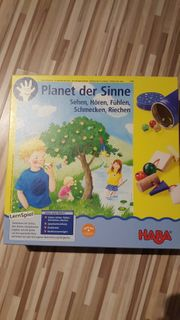 Haba Planet der Sinne