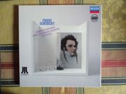 Schubert- Sämtliche Symphonien 4 LP