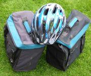 Fahrrad HELM UVEX silber blau