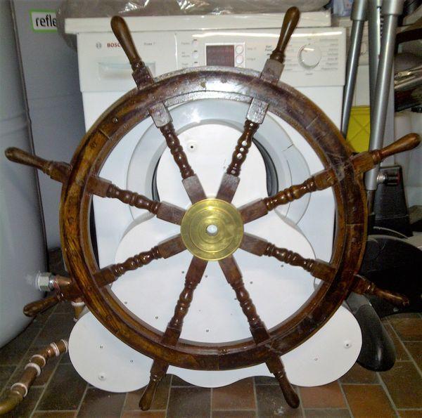 Schiffslenkrad Schiffsteuerrad Steuerrad