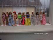 Barbie schöne Modepuppen Konvult
