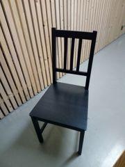 Verkaufe 4 Ikea Stühle