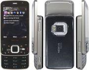Nokia N96 - 16GB - Schwarz Ohne