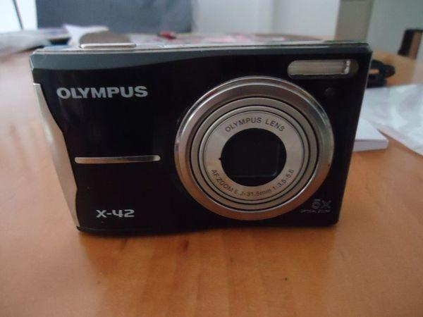 Kamera Digital Olympus X 42