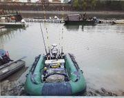schlauchboot mission craft wallerboot honda