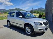Skoda Yeti Active TSI Outdoor