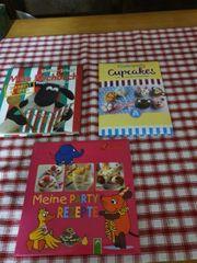 Kinder Kochbücher Backbuch zvk