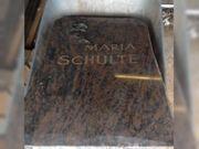 Grabstein aus Granit