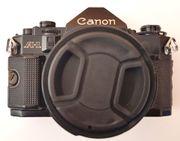 Canon A1 - mit 2 Objektiven
