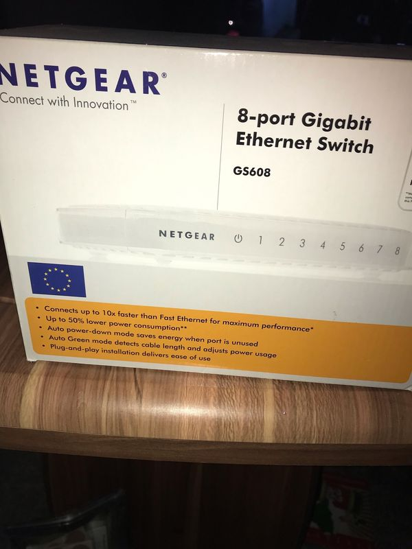 Netgear GS608