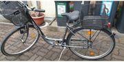 City Bike Damenrad mit niedrigem