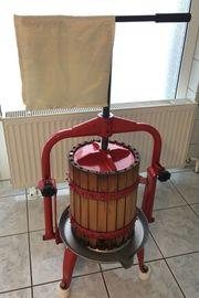 Obst- Weinpresse 20 Liter