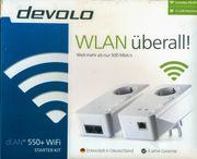 dLAN 550 WSiFi Starter Kit