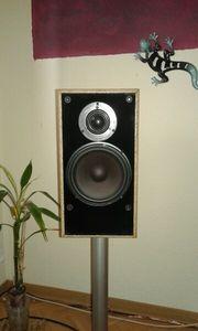Lautsprecher gegen AV-Receiver