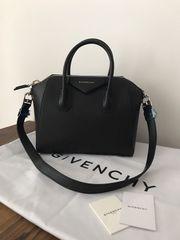 Givenchy Antigona Tasche schwarz Neu