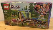 LEGO Friends - Mias Pferdetransporter 41371 -