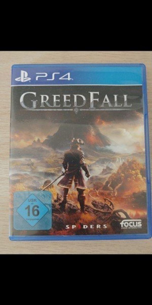 Greedfall PS4