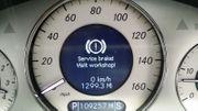 Mercedes Benz ABS SBC rücksetzer