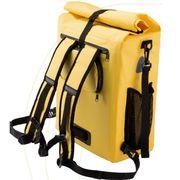 Fahrrad-Gepäcktasche Rucksack und Umhängetasche