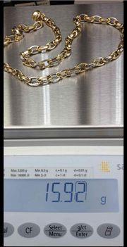 Gold Herrenkette 585
