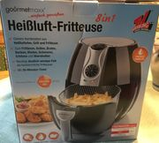 HEISSLUFT - FRITTEUSE 8 in 1 -