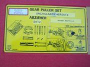 Spezialabziehersatz-Universalabziehersatz im Koffer m div