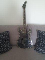 E-Gitarre LTD MH 1000 inkl