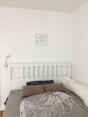 1 60m Bett mit Matratze